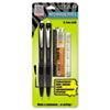 Z-Tap Mechanical Pencil, Black, 0.7 mm, 12/Pk