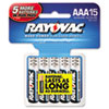 Alkaline Batteries, AAA, 12/ Pack