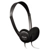 HP-100 Headphones, Black