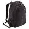 Spruce EcoSmart Backpack, 13 x 8-1/4, x 18-3/4, Black