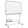 M-18S Electronic Copyboard, 58 3/8w x 40h