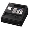 Sharp XE A107 Cash Register, Drum Printer, 80 Lookups, 4 Clerks, LED