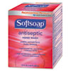 Softsoap Antiseptic Unscented Liquid Refill, 800ml Box, 12/Carton