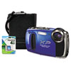 FinePix XP50 Digital Camera Bundle, 14MP, 5x Optical Zoom; 6.8x Digital Zoom