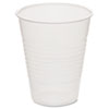 Plastic Cold Cups, 12oz, Translucent