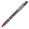 EnerGel NV Liquid Roller Ball Stick Gel Pen, Red Ink, Bold