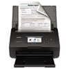 Brother ImageCenter ADS-2500W Color Duplex Desktop Scanner, 600 x 600, 50 Sheet Feeder