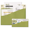 Avery Wall Pockets, Cottage Combo Pack, Green, 2/Pack