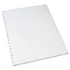 Swingline GBC ZipBind Prepunched Paper, 8-1/2 x 11, White, 100 Sheets/Pack