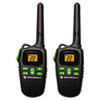 Talkabout MD220R GMRS Two-Way Radios, 1 Watt, 22 Channels, 2/Pack