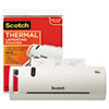 Scotch Thermal Laminator Value Pack, 9