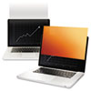 "Frameless Gold Notebook Privacy Filter for 12.1"" Widescreen Notebook Monitor"