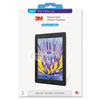 3M Natural View Screen Protection Film for iPad 2/iPad (3rd Gen), Alignment Strip Feature