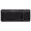 K360 Wireless Keyboard, Compact, For Windows, Black