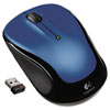 Logitech M325 Wireless Mouse, Right/Left, Blue