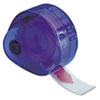 Arrow Message Page Flags in Dispenser, &quot;FIRMA AQUI&quot;, Red, 120 flags/PK