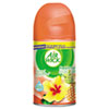 Air Wick 84683 Freshmatic Ultra Automatic Spray Disp. Refill, Island Paradise, Aerosol, 6.17oz RAC84683 RAC 84683