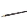 Prismacolor Design EBONY Sketching Pencil, Black Matte Barrel, Dozen