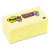 Post-it Notes Super Sticky Super Sticky Notes, 1-7/8