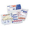 PhysiciansCare by First Aid Only ANSI / OSHA First Aid Refill Kit, 48 Pieces/Kit