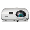 Epson PowerLite 425W Multimedia Projector, 2500 Lumens, WXGA, 1280 x 800, Widescreen