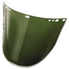 JACKSON SAFETY 34-42 F30 Acetate Face Shield, Dark Green