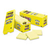 Post-it Notes Super Sticky Super Sticky Notes, 3 x 3, Canary Yellow, 24 90-Sheet Pads/Pack