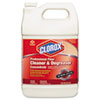 Floor Cleaner and Degreaser Concentrate, 1 Gal Bottle