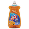 Dish Detergent, Antibacterial, Orange, 52 oz Bottle