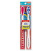 360 Full Head Soft Toothbrush Twin Pack, 2/PK