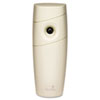 Classic Metered Aerosol Fragrance Dispenser, 3-3/4w x 3-1/4d x 9-1/2h, Beige