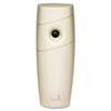 TimeMist Classic Metered Aerosol Fragrance Dispenser, 3 3/4w x 3 1/4d x 9 1/2h, Beige