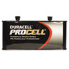 Procell Lantern Battery, 6 Volt, Screw Terminals