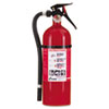 Service Lite Multi-Purpose Dry Chemical Fire Extinguisher, 5lb, 3-A, 40-B:C