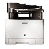 Samsung CLX-4195FW Wireless Multifunction Laser Printer, Copy/Fax/Print/Scan