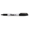 Permanent Marker, Fine Point, Black, Dozen