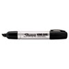 Sharpie King Size Permanent Marker, Chisel Tip, Black