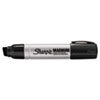 Magnum Oversized Permanent Marker, Chisel Tip, Black