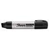 Sharpie Magnum Oversized Permanent Marker, Chisel Tip, Black