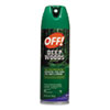 Deep Woods Aerosol Insect Repellent, 6-oz Can, 12 Cans/Carton