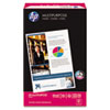 HP Multipurpose Paper, 96 Brightness, 20 lb, 8 1/2 x 14, White, 500 Sheets/Ream