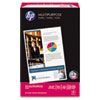 HP Multipurpose Paper, 96 Brightness, 20lb, 11 x 17, White, 500 Sheets/Ream