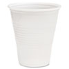 Translucent Plastic Hot/Cold Cups, 12oz, 1000/Carton