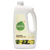 Natural Automatic Dishwasher Gel, Lemon Scent, 42 oz. Bottle