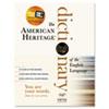 American Heritage Dictionary of the English Language, 2,112 Pages