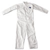 Tyvek Coveralls, Zip Closure, 5XL