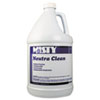 Neutra Clean Floor Cleaner, Fresh Scent, 1 gal. Bottle, 4/Carton