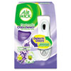 Air Wick 77960 Freshmatic Ultra Odor Detect Kit, Lavender/Chamomile, Aerosol, 6.17oz RAC77960 RAC 77960