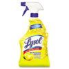 All-Purpose Cleaner, Lemon, 12 32 oz Spray Bottles/Carton