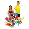 Chenille Kraft WonderFoam Giant Design Shapes, Assorted, 40 Pieces
